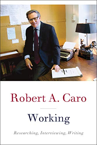 Working por Robert A. Caro