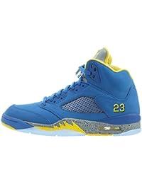 new product 0df43 8f864 Jordan 5 Laney Jsp Chaussures de Fitness Homme