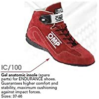 OMP ompic/10046 Gel Insole for Endurance Shoes Omp Size 46 - ukpricecomparsion.eu
