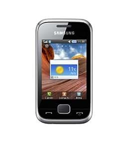 Samsung C3310 Player mini 2 Téléphone Portable Quadri-bande/EDGE Bluetooth Argent