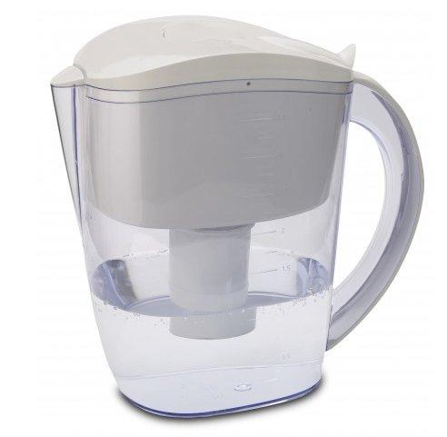 Jarra de Agua Alcalina Wellblue. Incluye 2 filtros. Envío gratis