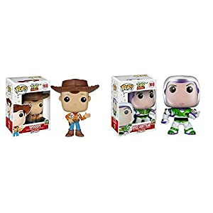 Funko Pop Pack Woody y Buzz (Toy Story 20 Aniversario) Funko Pop Disney