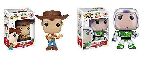 Funko Pop Pack Woody y Buzz (Toy Story 20 Aniversario) Funko Pop Disney