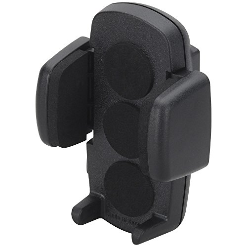 Preisvergleich Produktbild HR GRIP Smartphonehalter für Smartphones & Handys von 44 bis 73mm [4-Loch-Rastersystem I 5 Jahre Garantie I Made in Germany] - 50010311
