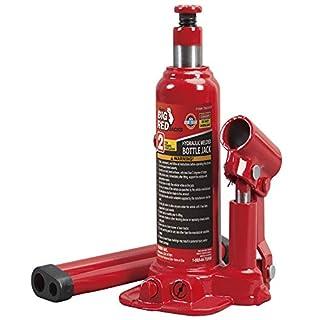 abratools-cric Flasche 2TON 530000300hidraulico