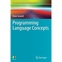 Programming Language Concepts (Undergraduate Topics in Computer Science) by Peter Sestoft (2012-06-20)