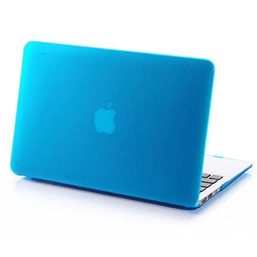 Extreme® Matte Shell Fall, superdünn gummiert seidenmatten Schutz Hard Shell Schutzhülle für Apple MacBook Air/Pro Air 11