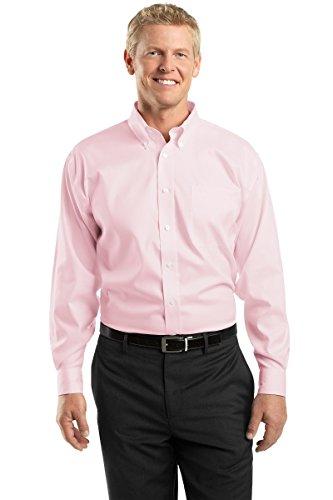 Rot House Herren Nicht Iron Pinpoint Oxford Pink