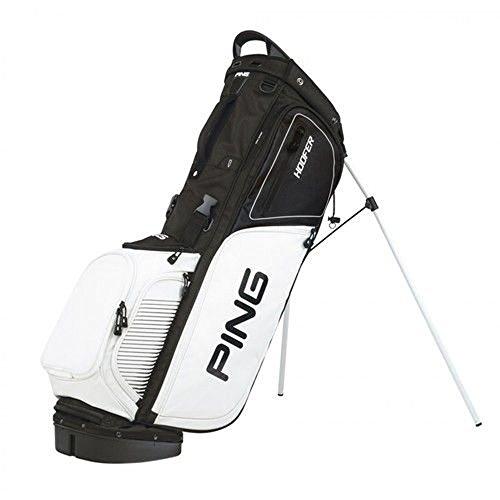 Ping TY Cheval Sac de Golf, Noir/Blanc