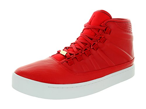 Nike Westbrook 0 Chaussures Casual University Red-Mtllc Gld-White