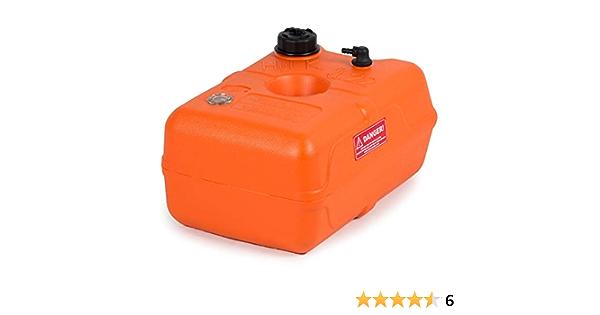 Wellenshop 22 Liter Benzintank Bootstank Mit Reservefunktion Sport Freizeit