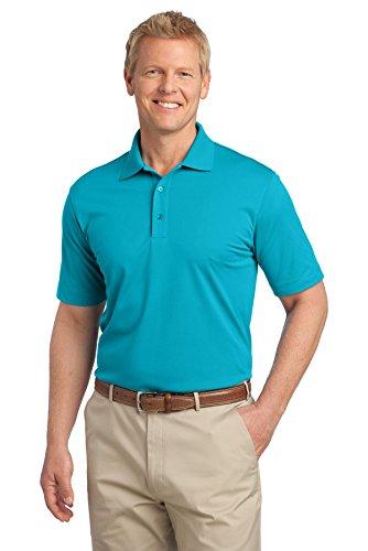 Port Authority Herren Poloshirt Blau - Deep Teal Blue