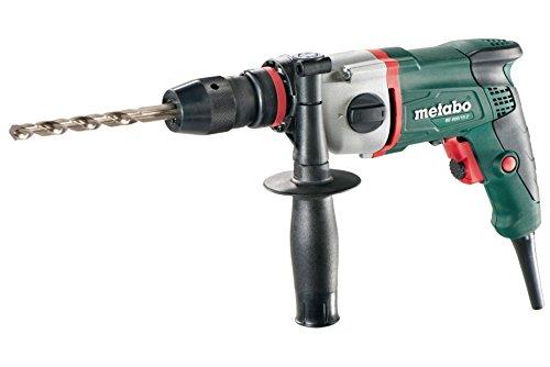Metabo 600383000 Bohrmaschine BE 600/13-2 600W Schwarz, Grün, Grau, Rot