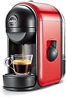 Lavazza Macchina Caffè Minù, 1250 Watt, Rosso