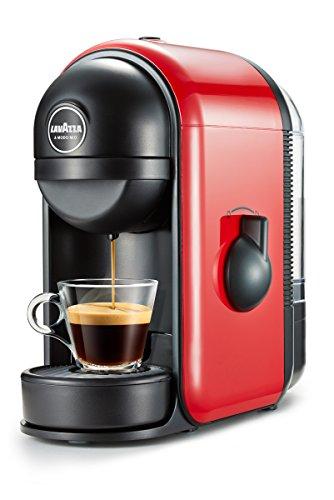 Lavazza A Modo Mio - Cafetera de cápsulas, 1250 W, color rojo