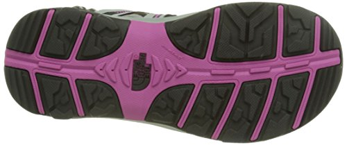 The North Face W Hedgehog II, Sandales de sport femme Gris (Paloma Grey/Raspberry Rose)