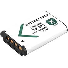 BPS NP-BX1 Batteria per Sony Cyber-Shot DSC-H400,DSC-H300,DSC-HX50V, DSC-HX60V, DSC-HX300,DSC-HX300V, DSC-HX400V, DSC-WX500,DSC-RX100M3,DSC-WX300,DSC-WX350 Digitale Camera