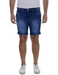 Ben Martin's Men's Regular Fit Denim Shorts