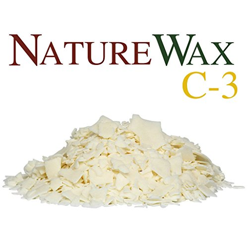100% natural soy wax flakes