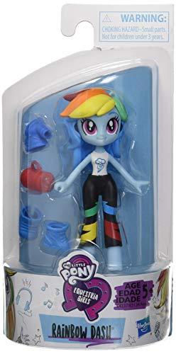 My Little Pony Equestria Girls Fashion Squad - Rainbow d'occasion  Livré partout en Belgique