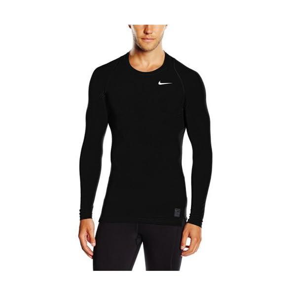 1a3c0b1bfd0c1e Nike Herren Pro Cool Kompressionsshirt Langarm
