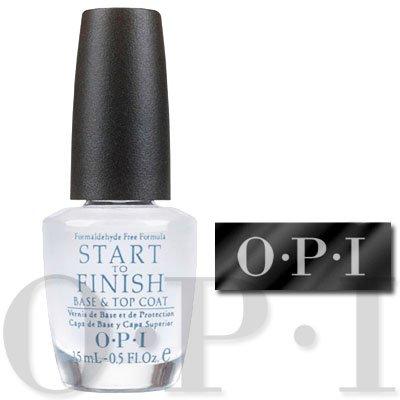 OPI Start To Finish Formaldehyde-Free Formula 15 ml