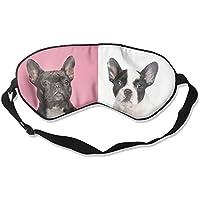 angenehmen Schlaf Augen Masken Zwei Französische Bulldogge Muster Schlafmaske für Reisen, Night Noon Nap, Vermittlung... preisvergleich bei billige-tabletten.eu
