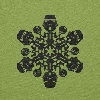 Texlab–Trooper Flakes–sacchetto di stoffa Verde chiaro