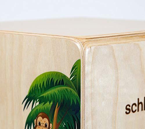 Schlagwerk Tiger Box CP 400 - 3