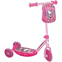 Mondo Motors 18590 Hello Kitty My First 3-Wheel Scooter