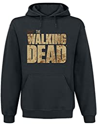 The Walking Dead Walkers Fence Hooded sweatshirt black