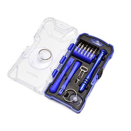 AAGOOD Professionelles Handy-Reparatur-Tool-Kit Universal-Telefon-Reparatur-Werkzeug 7 in 1 Handy-Reparatur-Werkzeug für iPhone X iPhone 8/8 Plus / 07.07 Plus / 06.06 Plus / 6S - Telefon-reparatur-tools