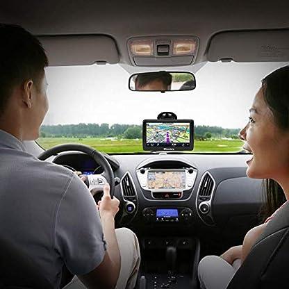 Navigationsgerte-fr-Auto-Navi-7-Zoll-Bluetooth-PKW-LKW-Navi-Navigation-Fuer-Auto-Europa-Kostenloses-Kartenupdate-Navigationsgert-mit-Sprachsteuerung-Rckfahrkamera-untersttzen
