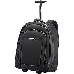 "Samsonite Pro-Dlx 4 Laptop Backpack/Wh.17.3"" Maletas y trolleys, 54 cm, 30 L, Negro (Negro)"