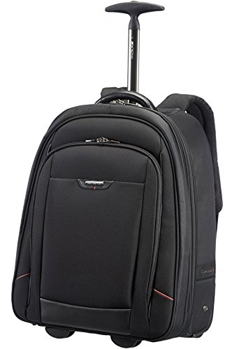 "Samsonite Pro-DLX⁴ 17.3"" Trolley case Black - notebook cases (Trolley case, 43.9 cm (17.3""), 2.6 kg, Black)"