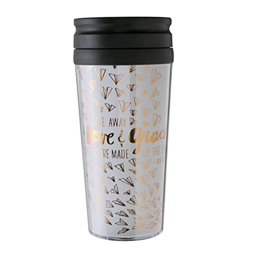 Price comparison product image DaySpring Love and Grace Travel Mug (88485)