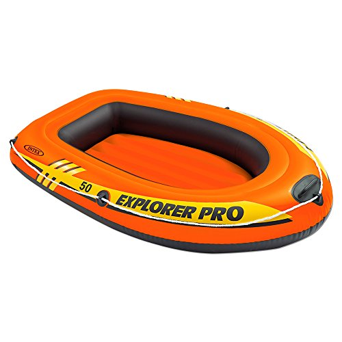 Intex Explorer Pro – Schlauchboot, Unisex – Erwachsene, Explorer, orange