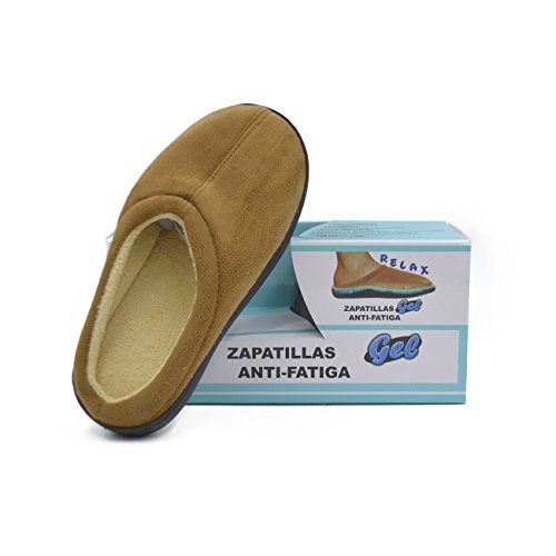 Zapatillas gel anti-fatiga relax. Talla L(41-42)