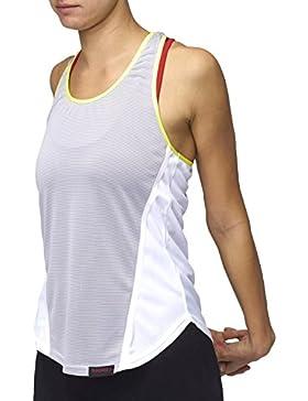 Camiseta sin mangas para Mujeres para Gimnasio Entrenamiento y Running Ropa para Entrenamiento de Sundried®
