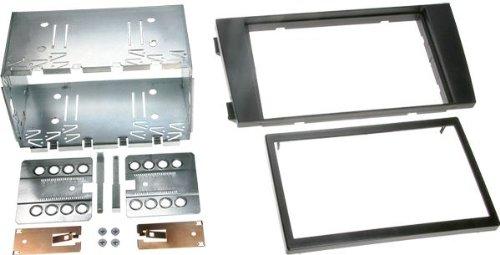 Preisvergleich Produktbild Radioblende 2-DIN Einbauset A6,  2-DIN