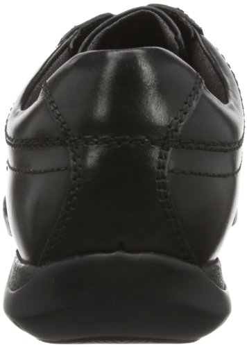 bugattiT54091 - Scarpe da Ginnastica Basse Uomo Nero (Schwarz (schwarz 100))