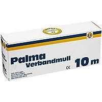 PALMA Verbandmull 80 cm 10 m zickzack Lagen 1 St preisvergleich bei billige-tabletten.eu