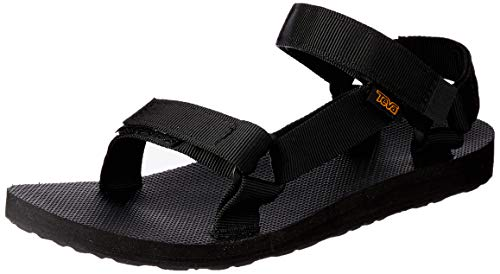 Teva Damen Original Universal Womens Sport-& Outdoor Sandalen, Schwarz (Black Blk), 5 EU Womens Low Slide Sandalen