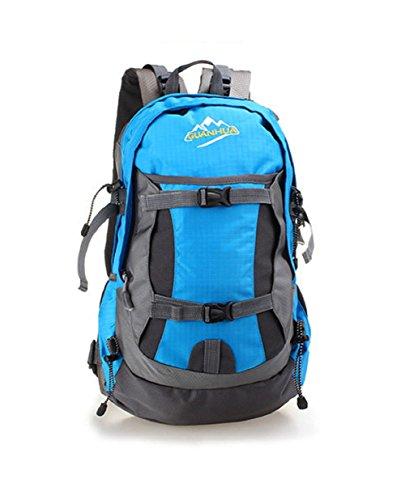 FASHION PLAZA C5256, Borsa a spalla donna azul claro