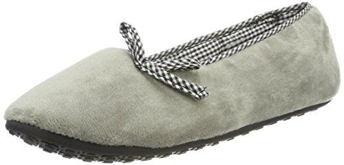 Supersoft Damen 522 175 Pantoffeln, Grau (Grey), 38 EU