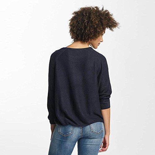 JACQUELINE de YONG Femme Hauts / Sweat & Pull jdyMati Knit Bleu