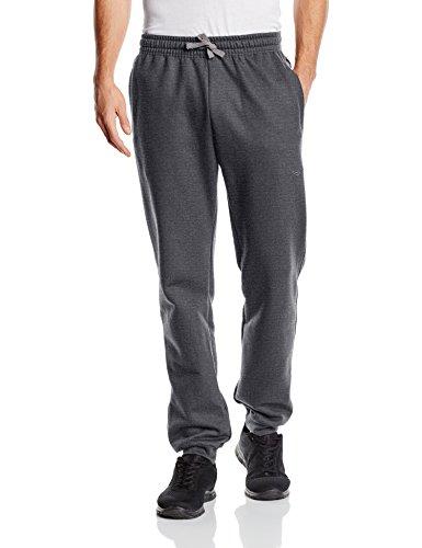 Trigema Herren Freizeithose Sweat-Qualität, Pantalon Homme Gris (grau-melange 109)