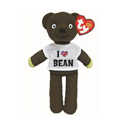 TY BEANIE BABIE Mr. Bean - UK T-Shirt (Ty Beanie Baby Bär)