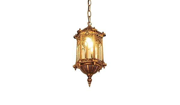 Lampadario Allaperto : Gyp lampadario impermeabile all aperto all aperto cortile all