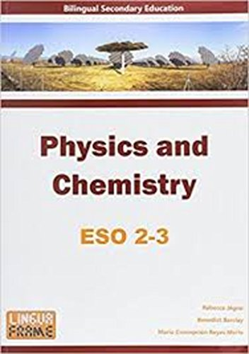 Physics and Chemistry, ESO 2-3 - 9788494698507